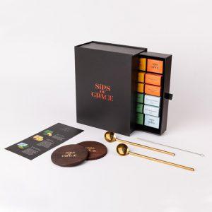 luxe-box-met-18-sips-2-coasters-2-roerders-en-smaak