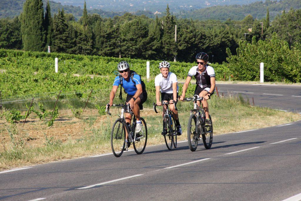 fietstochten cardio