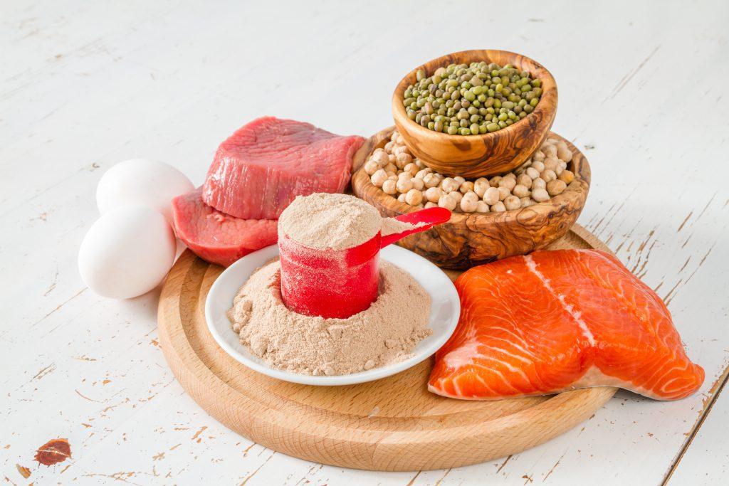 voedingsproducten proteïneshake