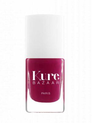 kure-bazaar-natuurlijke-nagellak-donkerrose