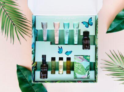 RainPharma Jungle Beauty Adventure Box. Scoor voordelig 10 nieuwe producten.